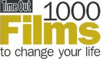 1,000 Films To Change Your Life