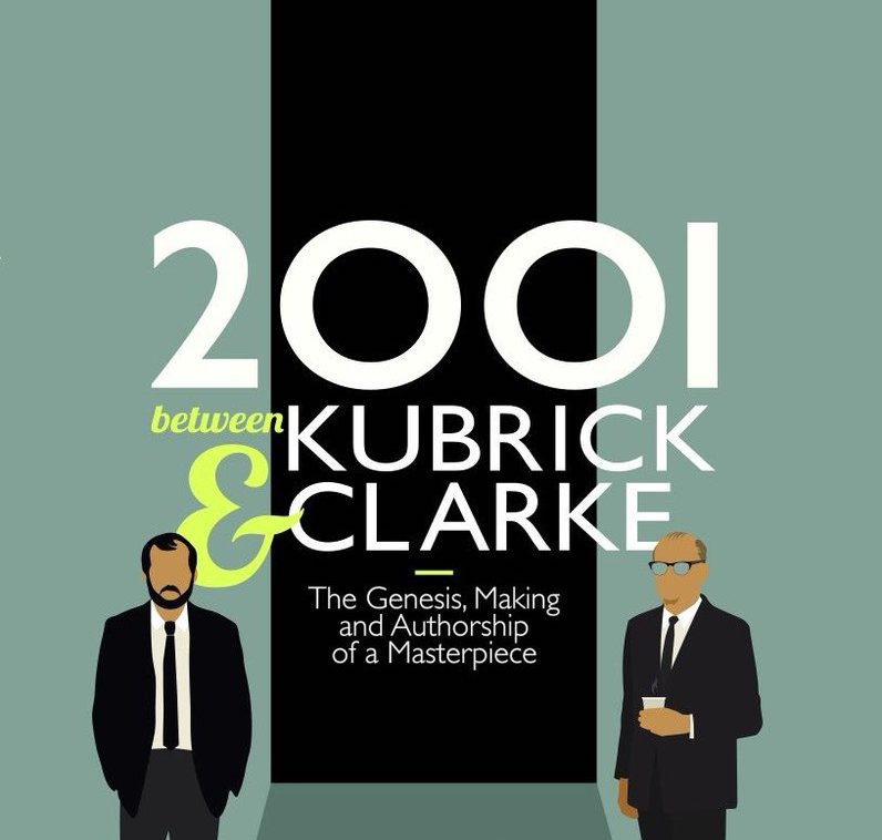 2001 Between Kubrick and Clarke