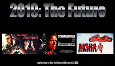 2019: The Future