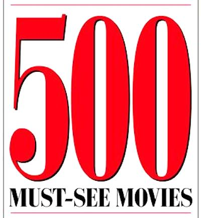 500 Must-See Movies
