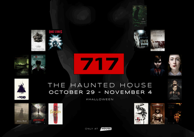 717: The Haunted House