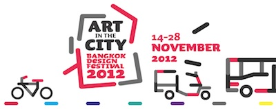 Bangkok Design Festival 2012