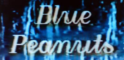 Blue Peanuts