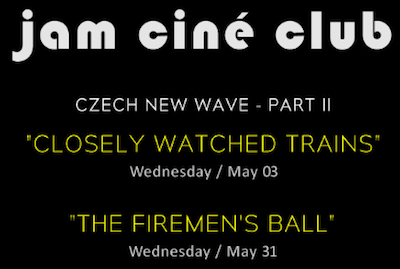 Czech New Wave Month II