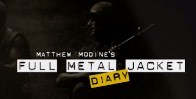 Full Metal Jacket Diary