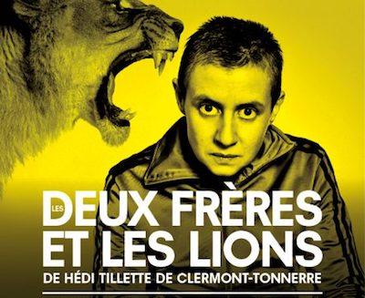 Les deux freres et les lions