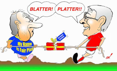 The Platter Cartoons