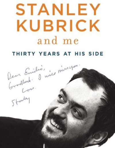 Stanley Kubrick & Me