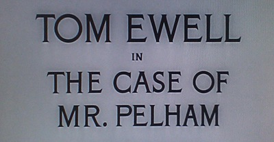 The Case Of Mr Pelham