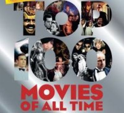 The Top 100 Movies Of All Time