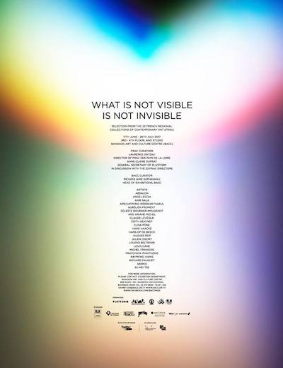 What Is Not Visible Is Not Invisible