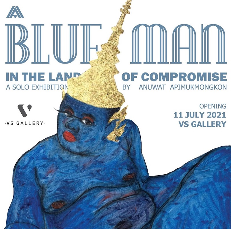 A Blue Man in the Land of Compromise