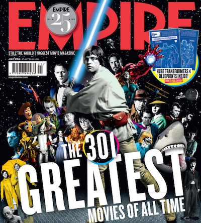 The 301 Greatest Movies Of All Time