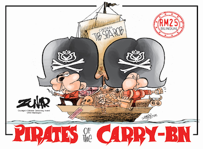 Pirates Of The Carry-BN